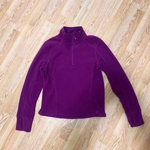 Women's Joe Fresh Fleece Half Zip